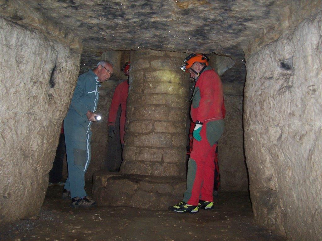 souterrain de pétosse vendée 1