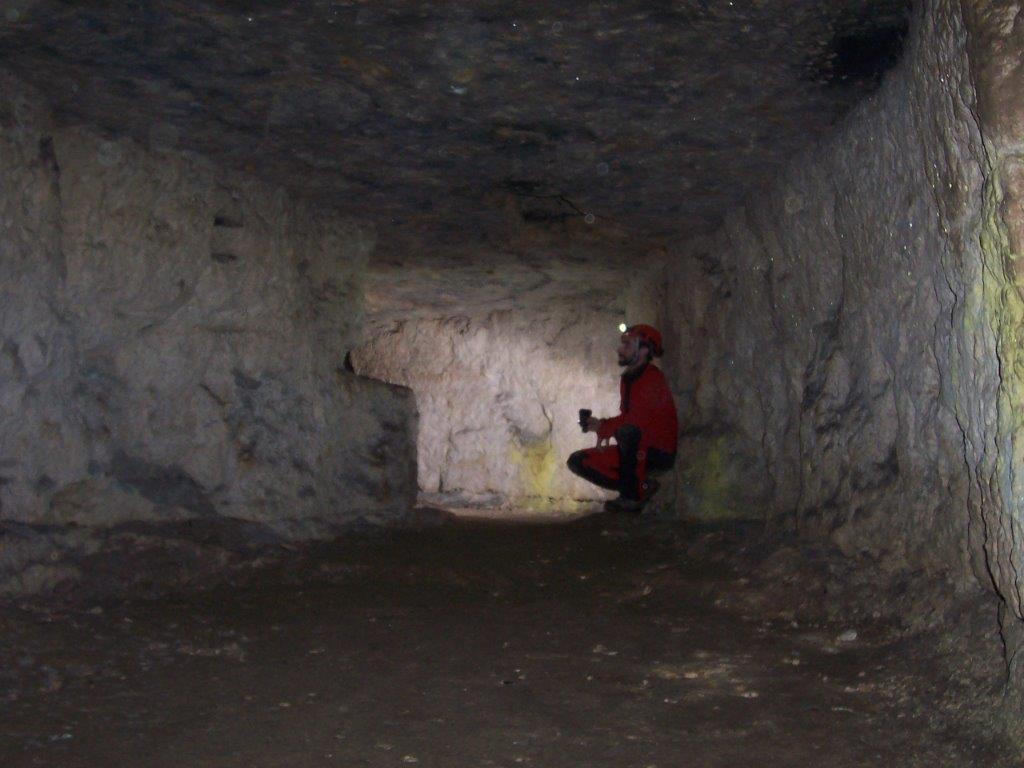 souterrain de pétosse vendée 10