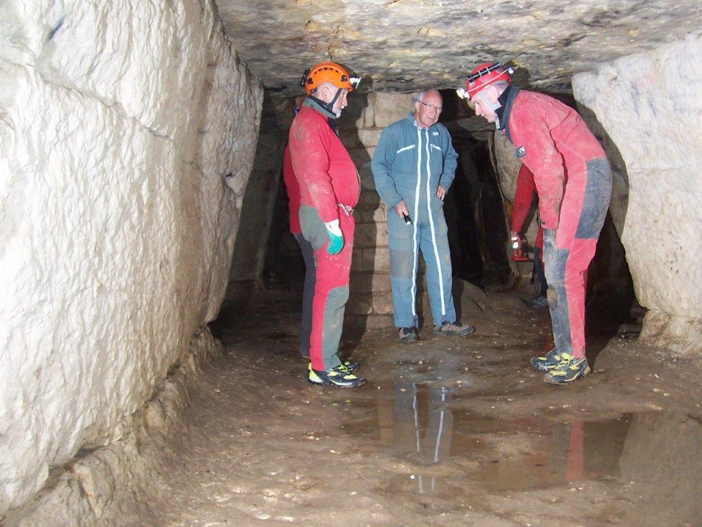 souterrain de pétosse vendée 6