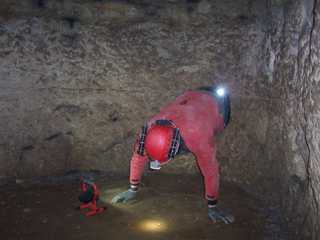 souterrain de pétosse vendée 7