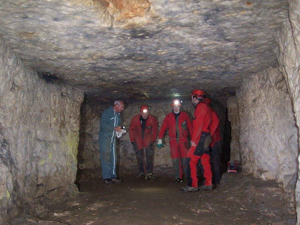 souterrain de pétosse vendée 9