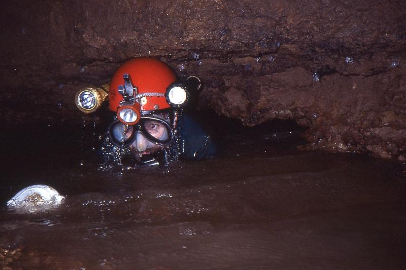 éric morin plongée souterraine spéléologie lavoir de sainte néomaye fontcreuse deux sèvres poitou