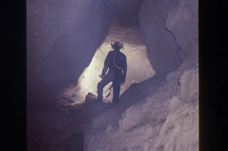 exploration spéléologie rivière souterraine lavoir de sainte néomaye fontcreuse deux sèvres poitou