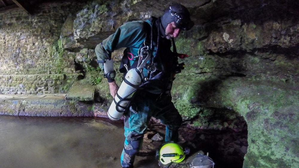 jean pierre stefanato plongée souterraine lavoir de fontcreuse