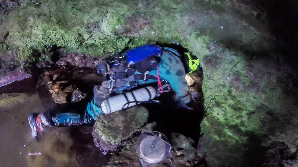plongée souterraine lavoir de sainte néomaye deux sèvres